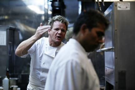 Kitchen Nightmares Cafe 36 by Nonverbal Communication In Ramsay S Kitchen Nightmares By