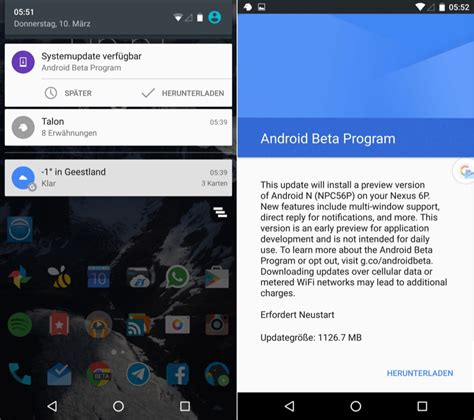 android beta android beta programm geht live ohne root so nimmst du teil
