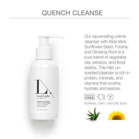 Quench Me Detox by Limelight Cleansers