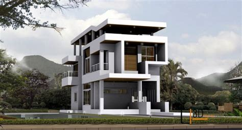 Home Elevation Design Photo Gallery architectural home design by l design category private