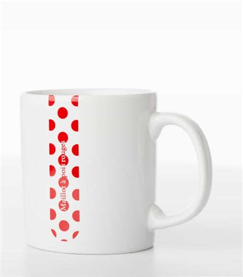 Mug Souvenir Polkadot grand tour mugs