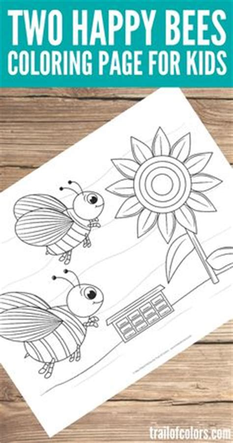 ivy joy coloring pages western honey bee coloring page from bees category select