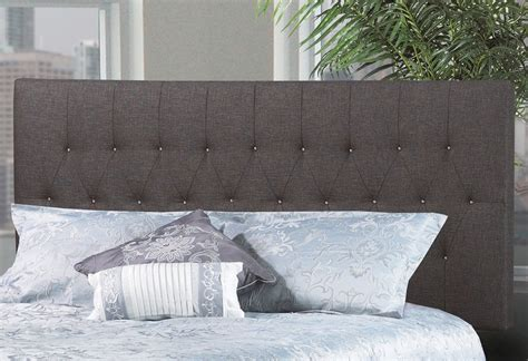 upholstered headboards canada upholstered headboard 147 sleep masters canada