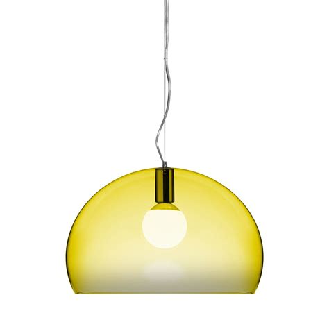 Buy Kartell Fl Y Ceiling Light Yellow Amara Yellow Ceiling Lights