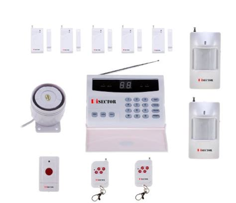 pisector ps03 m12 professional wireless home security