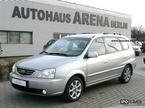 how do i learn about cars 2005 kia sorento instrument cluster 2005 kia carens 2 0 16v automatic air conditioning car photo and specs