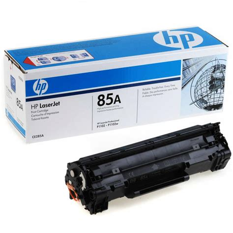 Toner Original Hp Laserjet P1102 hp 85a ce285a the ideal partner for hp laserjet printer 123inkcartridges canada
