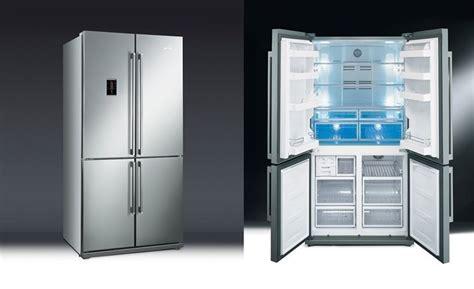 piani cottura colorati i frigoriferi smeg e il design frigoriferi i