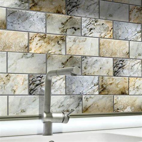 classic kitchen with glass self adhesive tile backsplash best 25 adhesive backsplash ideas on pinterest adhesive
