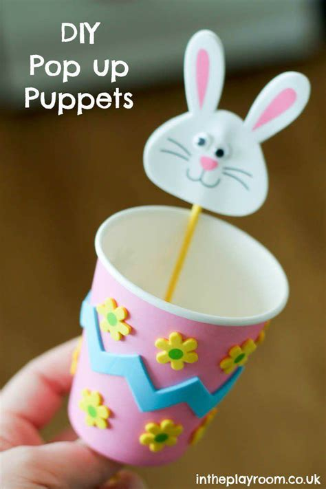 Crafts With Paper Cups - 246 best images about happy easter crafts on