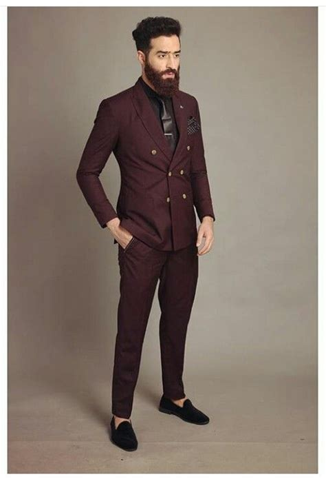 suede loafers with suit oxblood suit for evening wear paired with