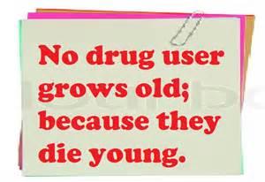 Anti drug slogans slogans