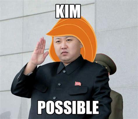 Kim Meme - kim jong un possible