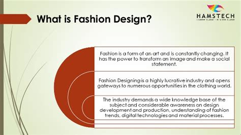what is a fashion house fashion designing courses