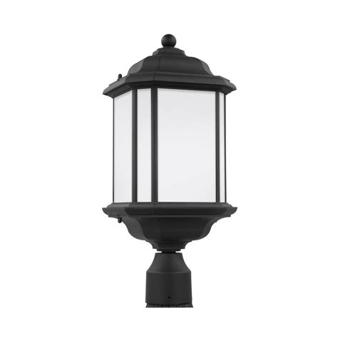 Black Light Outdoor Hton Bay 1 Light Black Outdoor L Hb7026p 05 The