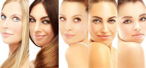 different face shapes need different kinds of makeup the right style for your face shape caralyn s