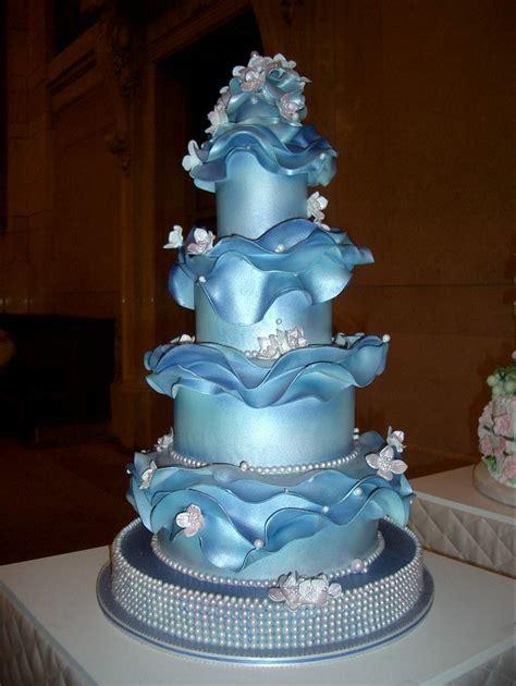 Ugly wedding cakes