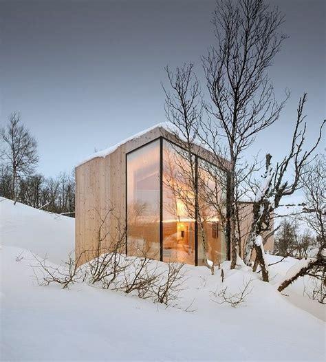 Ultramodern Cabin Creative Modernist Forest Best 25 Modern Cabins Ideas On Small Modern