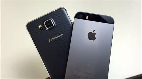 samsung galaxy a5 vs iphone 5s comparison