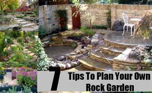 Rock Garden Plan How To Plan Your Own Rock Garden Design Your Own Attractive Rock Garden Diy Martini