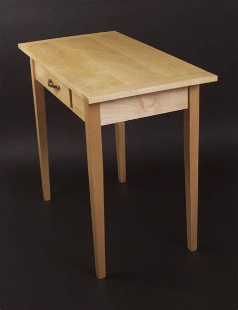 kate collection writing desk simple shaker style desk for kate all