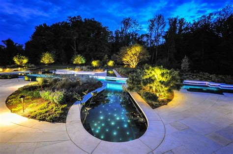 pool lighting ideas 30 beautiful swimming pool lighting ideas
