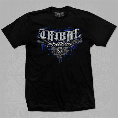 T Shirt Black Mix Tribal tribal m5 t shirt black