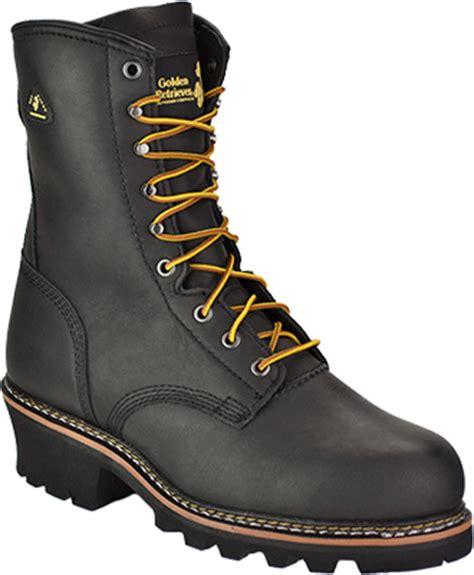 golden retriever logger boots golden retriever logger boot 9092