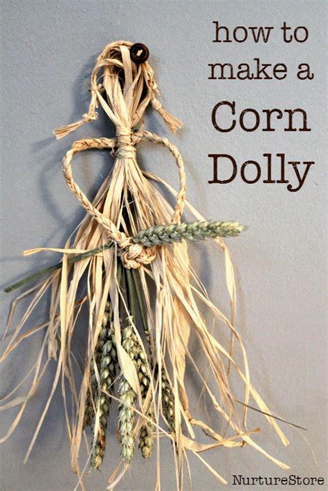 corn dolly craft   harvest celebration
