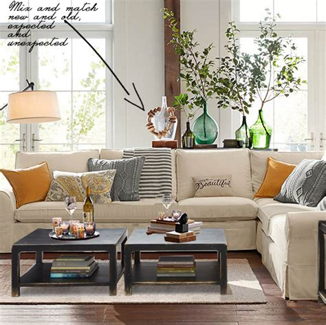 pottery barn decorating tips 5 top spring decorating tips from our newest catalog