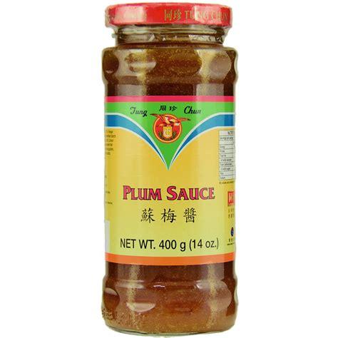 Plumb Sauce Tung Chun Plum Sauce 400g From Buy Asian Food 4u