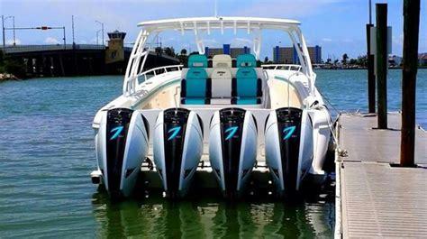 fiberglass boat repair quad cities quad 557hp seven marine outboards boats pinterest