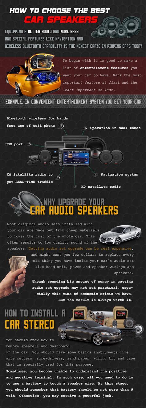 best car speaker system best car speakers reviews high quality sound system