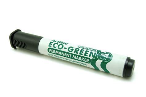 Artline Shirt Marker Bullet Tip 2 0 Mm artline eco green 2mm bullet tip black is beautiful