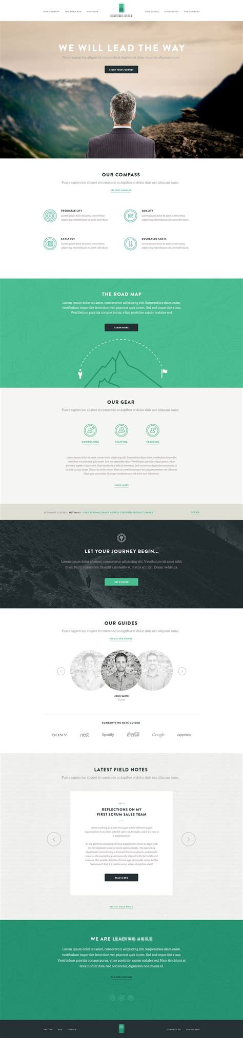web layout design php likes the whole deal use of color and white space the