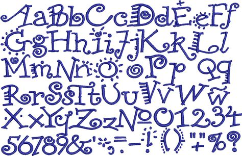 Letter Font 10 Most Popular Web Fonts That Inspire Themescompany
