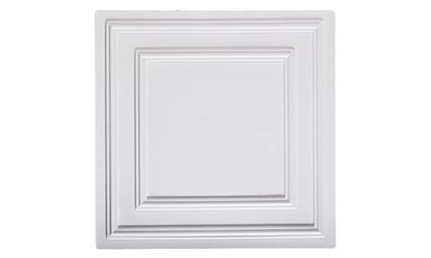 Direct Mount Ceiling by Cambridge Direct Mount Ceiling Tiles White