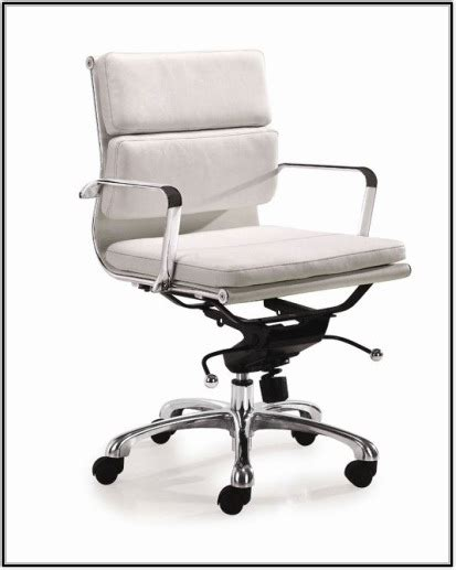 white leather desk chair ikea white leather ikea office chair chairs home design