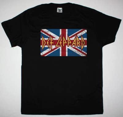 Kaos Def Leppard Logo 1 search best rock t shirts