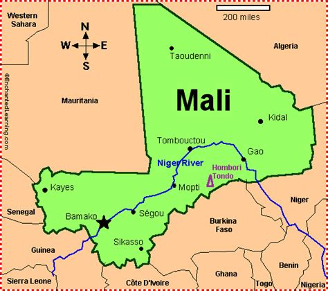 map of mali 301 moved permanently