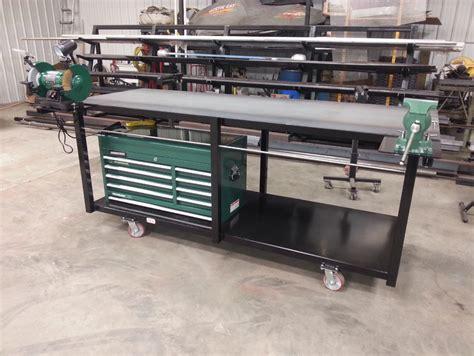 welding work bench dan s custom welding tables gibbon mn high quality