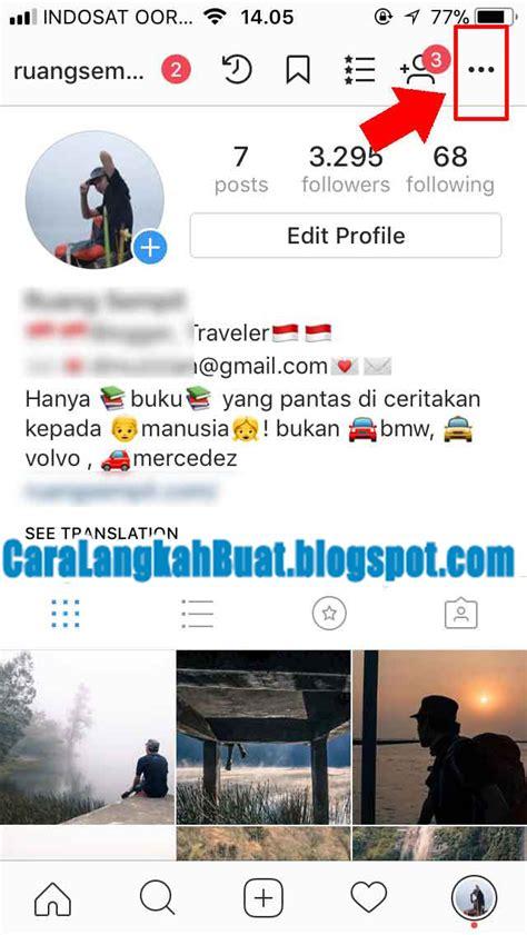membuat instagram verified cara mengganti password instagram lewat aplikasi ig di hp