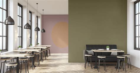 creating a warming ambience using dulux colour of the