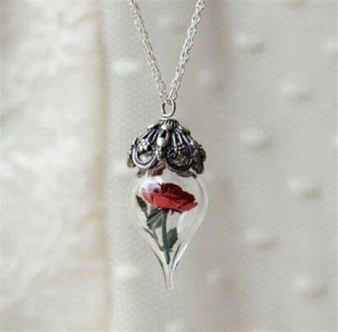 beautiful rose necklace pictures   images