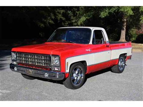 1980 chevrolet truck classic chevrolet c10 for sale on classiccars 275