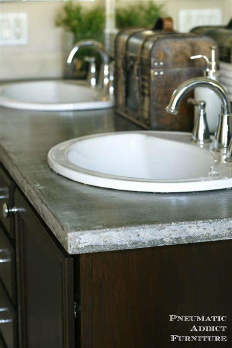 diy concrete countertop  sink openings diy ideas diy concrete countertops diy