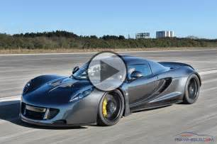 worlds new fastest car fastest car in the world hennessey venom gt