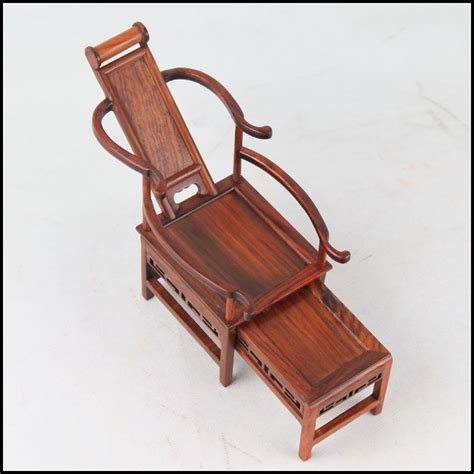 mini chaise mahogany craft miniature furniture mini chaise lounge wood