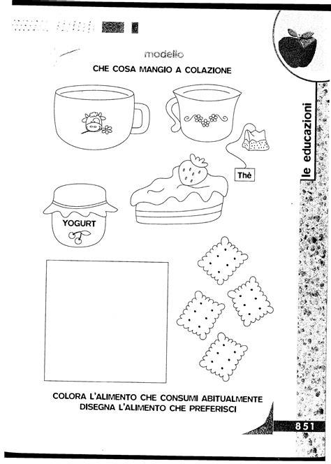 progetti alimentazione scuola infanzia progetto alimentazione scuola primaria schede gh27 pineglen