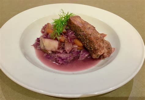 country style pork country ribs cabbage potatoes creative foods by chef